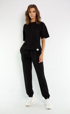 Trousers Kivviwear 4037.01 chernyj