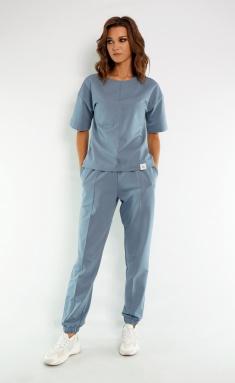 Suit Kivviwear 4036-4037/03 dymchatyj goluboj