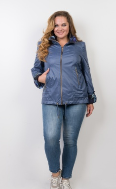 Jacket Trikotex-Style L 1547 denim