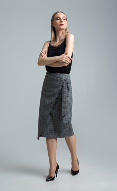 Skirt MARIKA 322 m.kletka