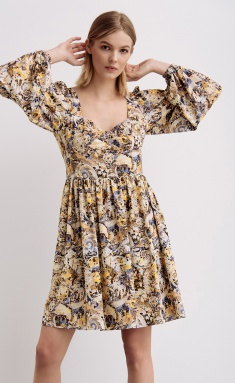 Dress Saffonov S6025-1