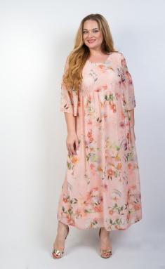 Dress Trikotex-Style M 11-20 persik