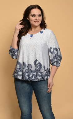 Blouse Solomeya Lux 559