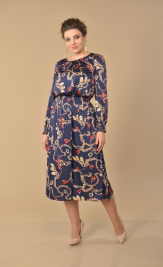 Dress Lady Style Classic 1801 t.sin