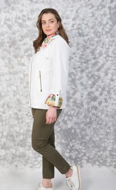 Jacket Trikotex-Style L 1547sneg