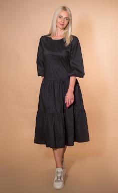 Dress Avila 0847 chern