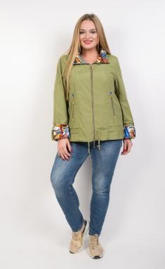 Jacket Trikotex-Style L 1547 zel.yabl