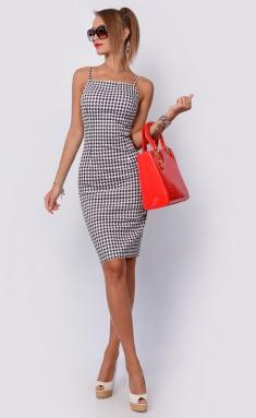 Dress La Café by PC F14541 is.chern,shampan