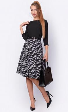 Dress La Café by PC F14641 chern,bel