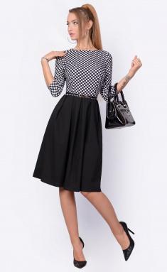 Dress La Café by PC F14641 is.chern,bel,is.chern