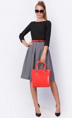 Dress La Café by PC F14641 is.chern,bel