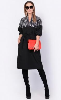 Dress La Café by PC F14995 chern,bel