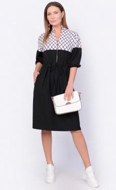 Dress La Café by PC F14995 is.chern,bel