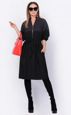 Dress La Café by PC F14995 is.chern,shampan