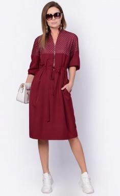 Dress La Café by PC F14995 vin,bel
