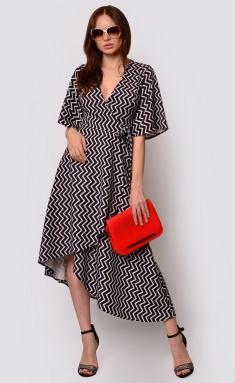 Dress La Café by PC F15009 is.chern,bel