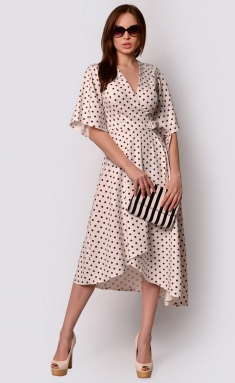 Dress La Café by PC F15009 mol,chern