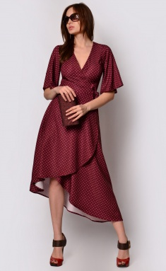 Dress La Café by PC F15009 vin,bel