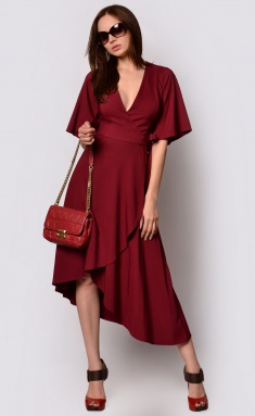 Dress La Café by PC F15009 vin