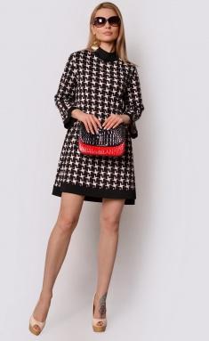 Dress La Café by PC F15026 chern,bel