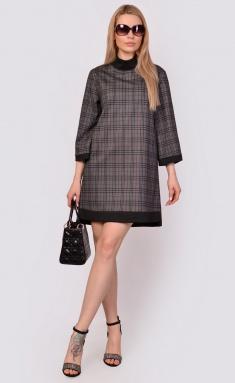 Dress La Café by PC F15026 chern,ser,kr