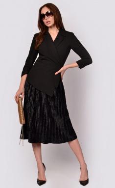 Dress La Café by PC F15048 chern