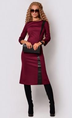 Dress La Café by PC F15059 vin,chern