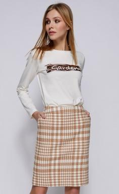 Skirt BAZALINI 3890