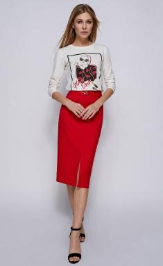Skirt BAZALINI 3963
