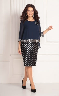 Dress Solomeya Lux 656