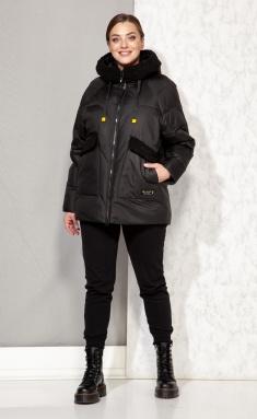 Jacket Beautiful & Free 4066 chern matovyj