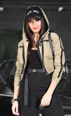 Jacket DOGGI 6268 bezh