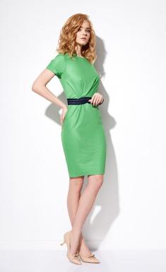Dress Anna Majewska M-1089 Green