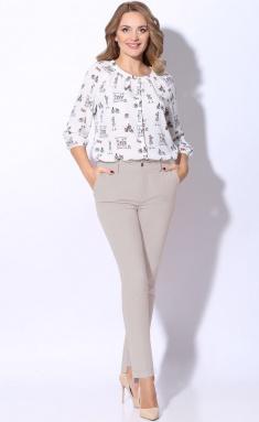 Trousers LeNata 11098 bezh