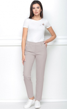 Trousers LeNata 11571 bezh