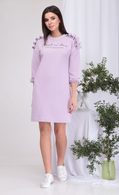 Dress KARINA DELUX V-381