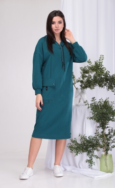 Dress KARINA DELUX V-389