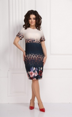 Dress Solomeya Lux 578