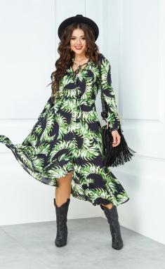 Dress Anastasia 503 cher/zel