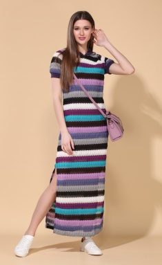 Dress DOGGI 3628pol