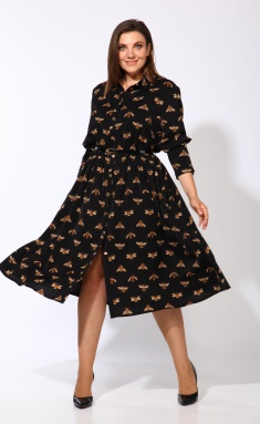 Dress KARINA DELUX M-9909A