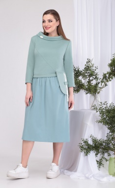 Dress KARINA DELUX V-388