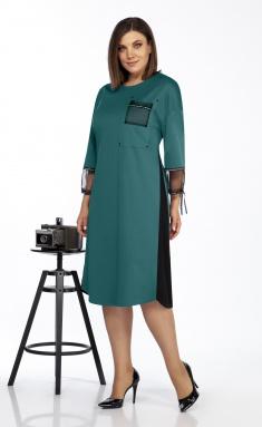 Dress KARINA DELUX M-9931biryuza