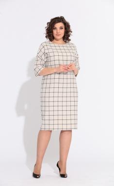 Dress Anastasia 597 bezh