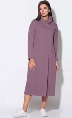 Dress LeNata 11156 sliva
