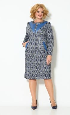 Dress Trikotex-Style M 5916 kozha