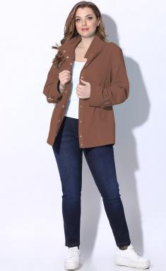 Jacket LeNata 12855 korichn