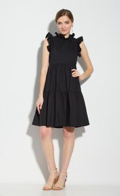 Dress STEFANY 813 chern