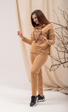 Suit Angelina Design Studio 558 bezh