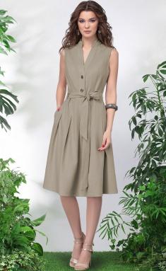 Dress LeNata 11014 zel